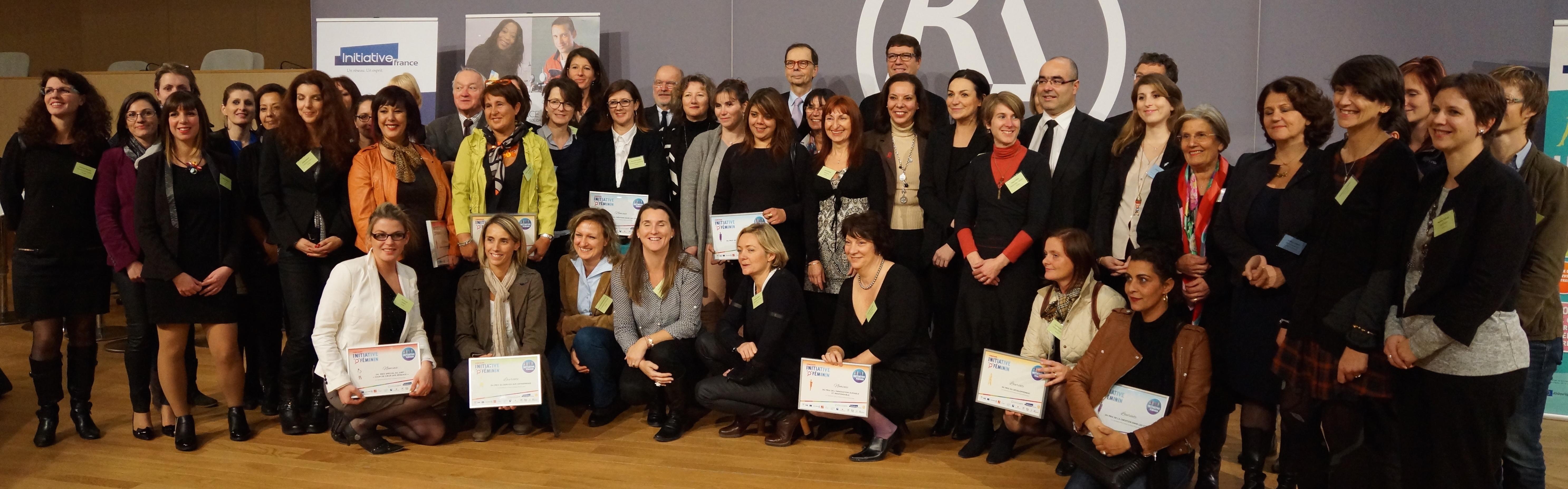 Les lauréates 2014