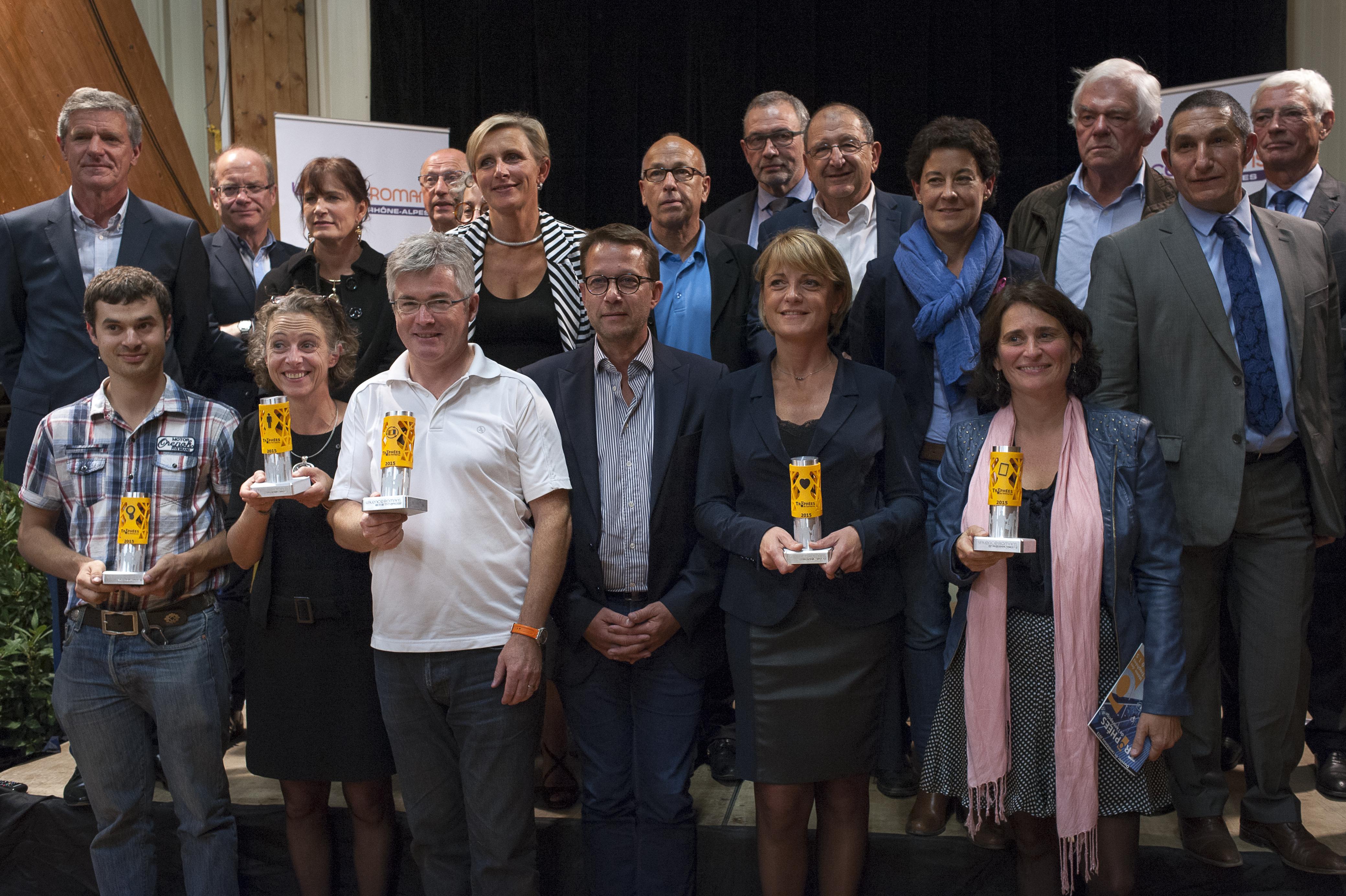 Trophées de l'Entreprise 2015