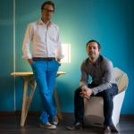 Xavier Daublain et Damien Sanoner / Le Point D