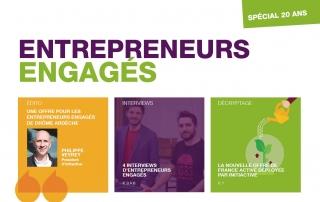 entrepreneurs engagés