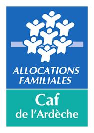 Logo CAF Ardèche