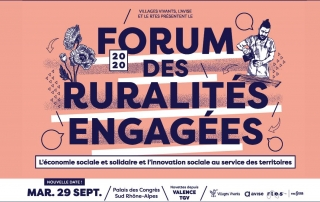 forum des ruralités 2020